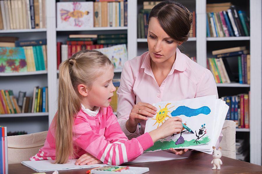 детский психотерапевт