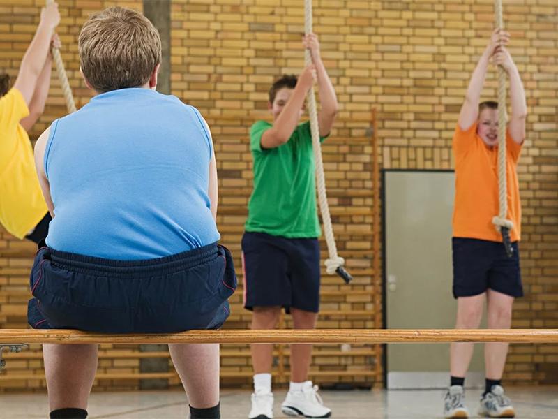 лишний вес у детей и подростков