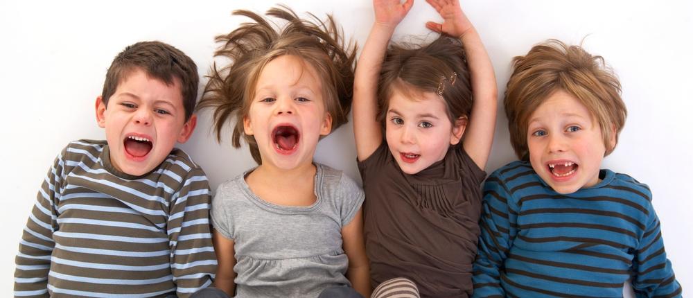 темперамент ребенка тренинг